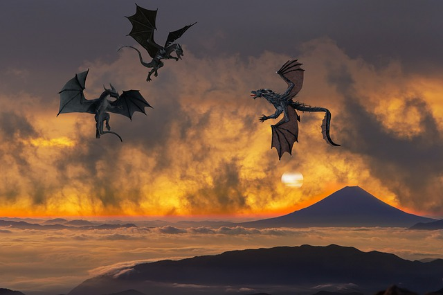 Good dragons