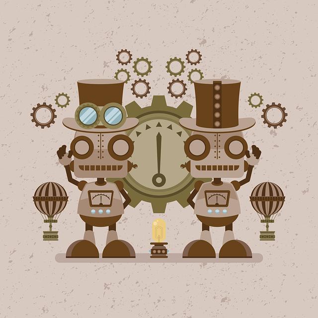 cartoonrobots